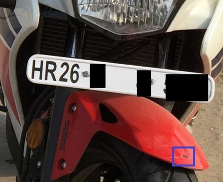 Honda Motorcycle India = Zero Attention to Detail